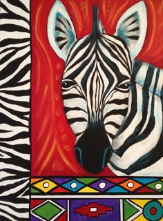 Trendy South African Art For Kids Children African Art For Kids, South African Art, Africa Art, Africa Flag, Africa Style, Zebra Art, African Art Paintings, Animal Art Projects, African Theme