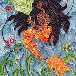 Paper Quilling - Under the Sea by all things paper