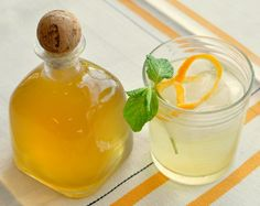 This blog has several homemade recipes for syrup for my new Soda Stream.