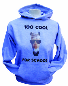 Loving our new too cool for school hood. RRP £24.99