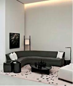 Perry Street Boomerang Sofa by Yabu Pushelberg 2007