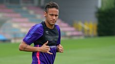 FanZentrale Neymar - 26.04.2015 Training Session Photo by MIGUEL...