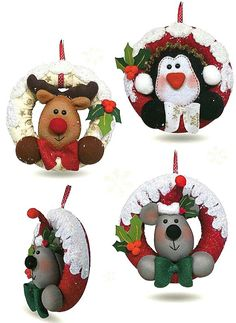 *** Christmas Topper, Christmas Train, Felt Christmas Ornaments, Winter Christmas, Christmas Crafts, Christmas Decorations, Holiday Decor, Christmas Patterns, Christmas Paintings