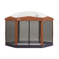 Coleman� 12 ft. x 10 ft. Instant Screened Canopy