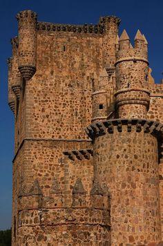 Castillo de Guardamur.ToledoSpain