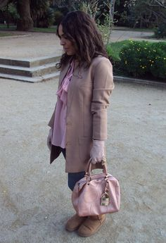BCN  , Purificacion Garcia in Bags, Ugg Australia in Boots, H in Jackets