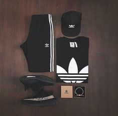 Adidas from closet Swag Outfits Men, Sporty Outfits, Nike Outfits, Casual Fall Outfits, Outfits For Teens, Tomboy Fashion, Streetwear Fashion, Nike Fashion, Style Fashion