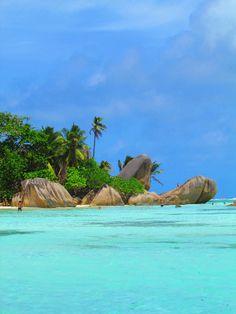 Anse Source d'Argent, La Digue, Seychelles  http://cincuentopia.com/