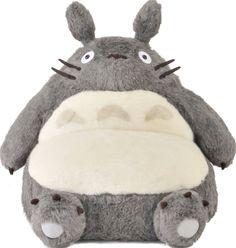 My Neighbor Totoro - Single Sofa i want !!