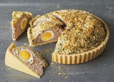 When scotch egg met pie… probably the best love story never told. Don't blame us when there's a stampede at the picnic for this one