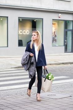 LOOK OF THE DAY – COMBO FOR IMPORTANT MEETING, DAY IN THE OFFICE OR EVERYDAY CHIC | Make Life Easier