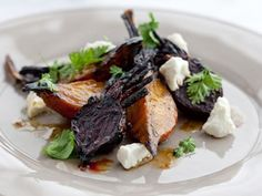 Curtis Stone - Oven Roasted Beets with Orange (would also add walnuts)