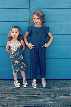 Liv and Willow take the Santa Monica Pier  Fashion Model Sisters! Follow @liv_and_willow on IG