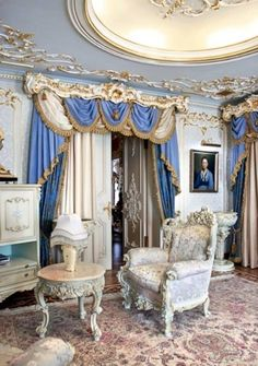 Victorian Interiors | Elegant Victorian House Interior : Victorian House Interior Designs ...