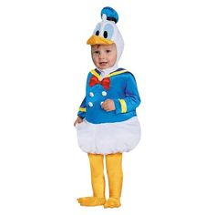 Toddler Donald Duck Prestige Costume