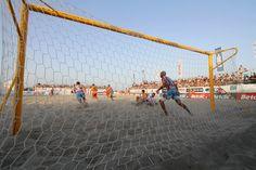Altri punti di vista del Beach Soccer