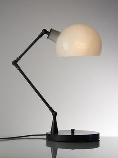 GORGEOUS. Nate Cotterman Piano Table Lamp | Remodelista
