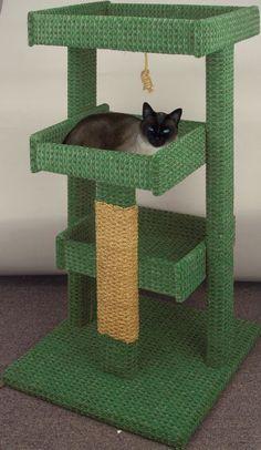 diy pallet cat tree   Cat Tree