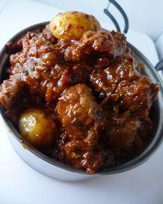 Paprika Pork Stew recipe