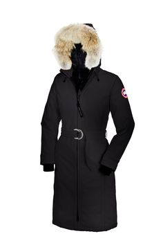 The dream winter coat to stay warm in New England: Canada Goose's Whistler Parka