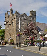 Dalkey Village, County Dublin, a guide to pubs, restaurants and sights. Honeymoon Packages, Heritage Center, Online Tickets, Trip Advisor, Street View, Centre, City, Places, Dublin Ireland