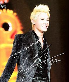 "Junsu | ""The Return of JYJ"" DVD Photobook"