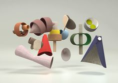 Animation of dancing wool characters for an installation by Doshi Levien for Kvadrat at Stockholm Design Week. Stockholm, Textile Company, Shape And Form, Wool Fabric, Motion Design, Architecture, Art Direction, Sculptures, Illustration Art