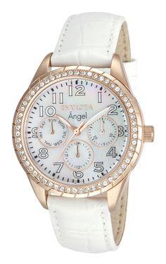 Invicta Angel Quartz Multifunction Watch
