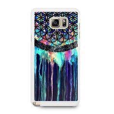 Mandala Dreamcatcher Samsung Galaxy Note 5 Case