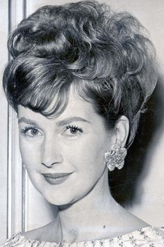 1962. Raine, Countess Spencer, who was Diana, Princess of Wales's stepmother.