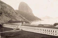 Escola Militar no Rio de Janeiro (Fotografia de Eduardo Bezerra, 1888 ...