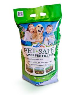 Dogs loves lawns, you love lawns.  Keep them green and safe. - Visit http://www.DreamscapesOhio.com if you need fertilizer for your Central Ohio Lawn!