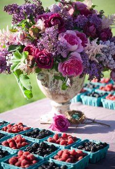 Fall Inspiration: 60 Jewel-Toned Wedding Ideas | #jeweltone #wedding #flowers