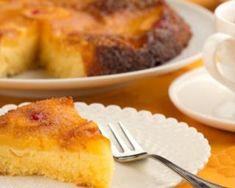 Gâteau sans œufs d'ananas renversé : http://www.fourchette-et-bikini.fr/recettes/recettes-minceur/gateau-sans-oeufs-dananas-renverse.html