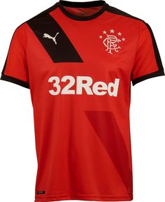 Rangers 15-16 Kits Released - Footy Headlines Soccer Uniforms f235e5880