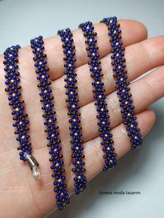 Bead Jewellery, Jewelry, Beading, Beaded Bracelets, Glasses, Crochet, Model, Handmade Necklaces, Craft