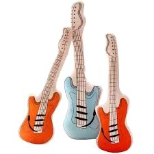 Guitar Pillows | Party at the Moontower Event Rentals