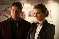 Castle and Beckett... I think I would die if I actually got to meet them