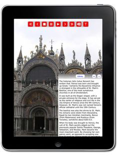 Tour the Basilica di San Marco (St. Mark's Basilica) in Venice, Italy. Only $2.99 on your iPad.