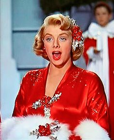 """White Christmas"" - Have a Rosemary Clooney Christmas!"
