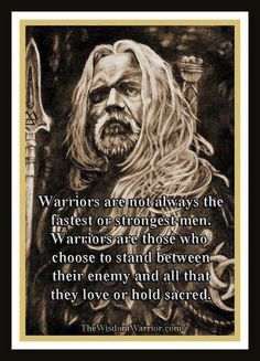 Discover and share Viking Quotes About Honor. Explore our collection of motivational and famous quotes by authors you know and love. Warrior Spirit, Warrior Quotes, Great Quotes, Me Quotes, Inspirational Quotes, Motivational, Qoutes, Wolf Quotes, Joker Quotes