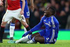 http://cmd368vn.com - Hiddink : ảnh hưởng của chấn thương Zouma Terry trong tương lai