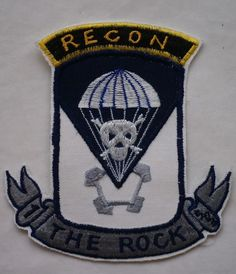 US Army 503rd Airborne Infantry Regiment 1/503 Recon patch