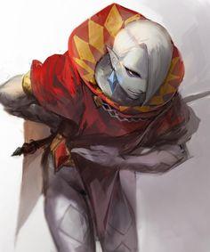 The Legend of Zelda Skyward Sword-Ghirahim