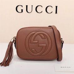 1156cf9c47c184 Die 8 besten Bilder von Gucci Soho Bag   Gucci soho bag, Gucci bags ...