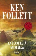 """""""La clave está en Rebeca""""- Ken Follett"""