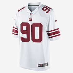 GRIDIRON STYLE, PREMIUM DESIGN The NFL New York Giants Limited Jersey delivers unparalleled fit and style for fans who command…