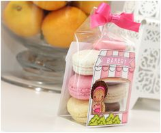 Rag Doll Mia is a macaron fanatic and loves them from her local Rag Doll House: Shop all wrapped up and ready for gifting...