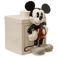 vintage mickey cookie jar