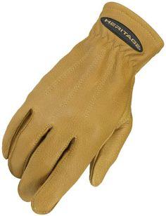 Heritage Trail Glove, Natural Tan, Size 8 - http://www.petsupplyliquidators.com/heritage-trail-glove-natural-tan-size-8/